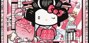 hello_kitty_art_sean_d'anconia_Hello_kitty_pop_art_giclee