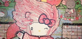Hello_Kitty_Fine_Art_Sean_D'Anconia