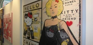 Hello Kitty_Marilyn Monroe_Chanel_1