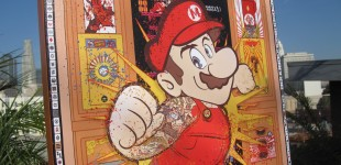 Super Mario_Pop Art