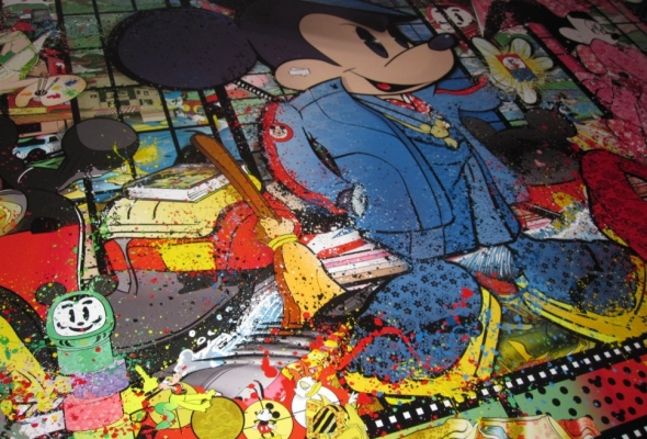 Mickey Mouse_Wonderground_Sean D'Anconia